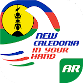 New Caledonia In Your Hand
