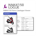 NMAX150 parts catalogue viewer icon
