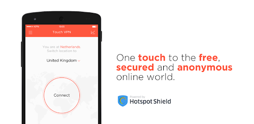 Touch VPN -Free Unlimited VPN Proxy & WiFi Privacy for PC