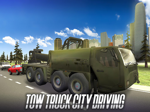 Tow Truck City Driving  screenshots 5