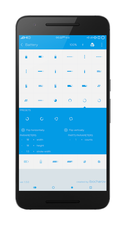 Flat Style Bar Indicators Screenshot 3