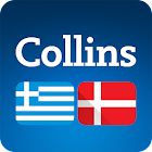 Collins Danish<>Greek Dictionary icon