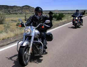 Photo: Pozdrawiamy innych motocyklistów...