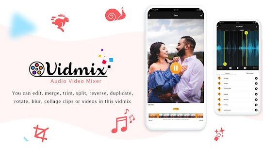vidmix for pc Download On Windows (7/8/10) & Mac 1