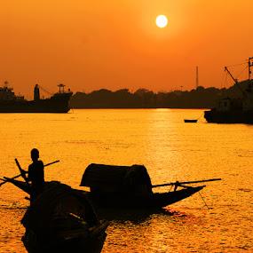 by Amritakshya Dey - Nature Up Close Water
