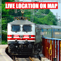 Live Location on Map - Indian Railway download