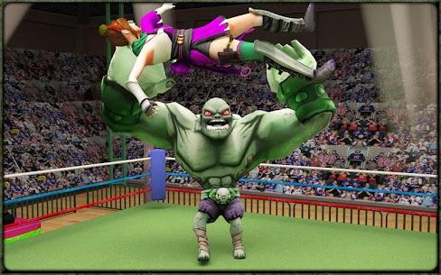 Incredible Monster Superheroes Ring Battle 7