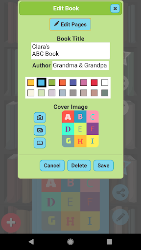 Read With Me Kids - Make Personalized Books 2.4.7 screenshots 4