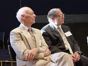 Photo: Bruce Arden and Bernie Galler