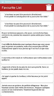 Citations sur bonheur Français - náhled