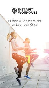 InstaFit Workouts - Ejercicio en Casa - náhled