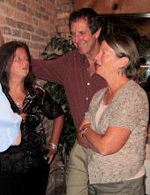 Photo: Barbara, Howard, Joanie