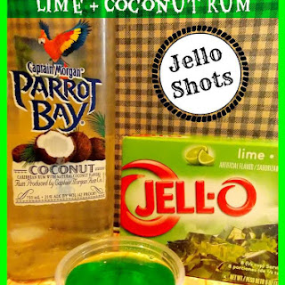 Jello Shots With Coconut Rum Recipes
