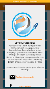 Site Launcher PPNS - náhled