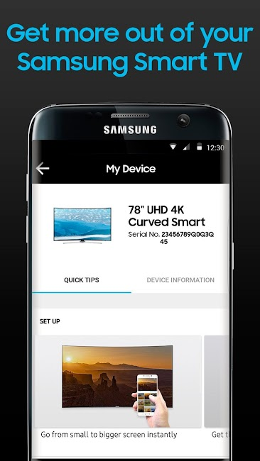 #6. mySamsung (Android)