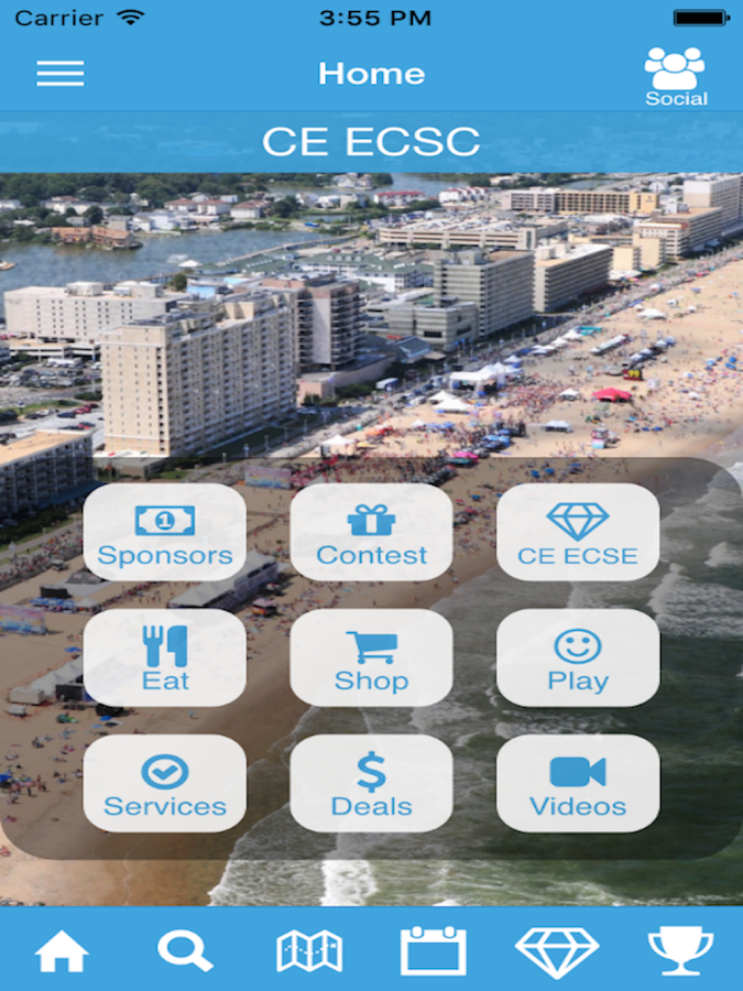 CE ECSC- screenshot