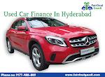 Used Car Finance In Hyderabad