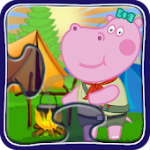 Hippo Puzzles: Summer Holiday