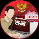 Tes CAT CPNS 2020 + Materi Offline icon