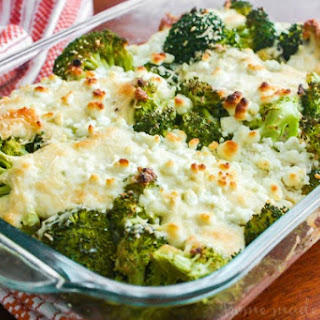 Low Carb Jalapeno Chicken and Broccoli Casserole.