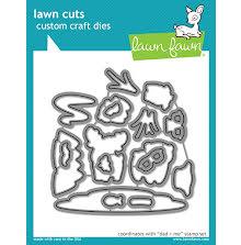 Lawn Fawn Cutsom Craft Die - Dad + Me