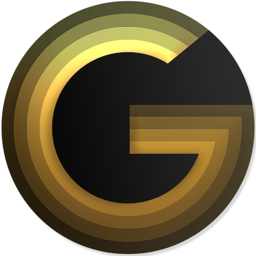 Golden : Icon Pack