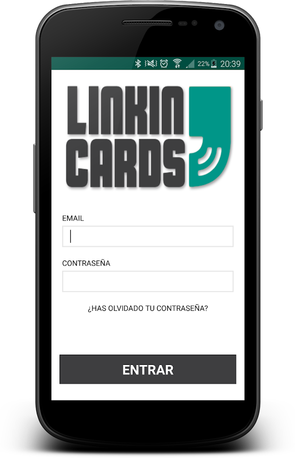 LinkinCards- screenshot