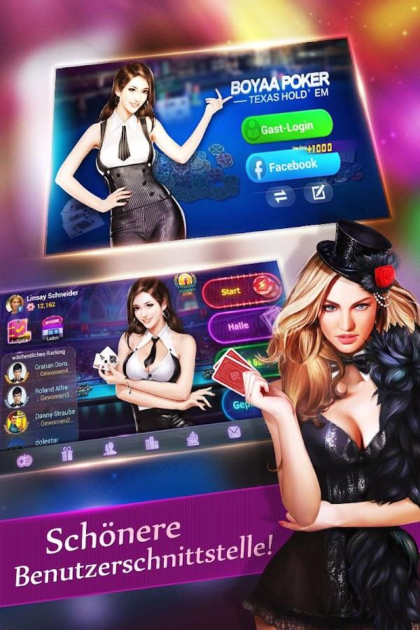 Texas Poker Deutsch (Boyaa)- screenshot