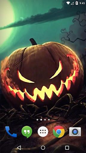 ハロウィンかぼちゃ悪魔LWP