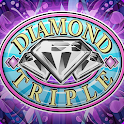 Diamond Triple Slots Machine icon