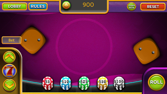 online casino top dice and roll