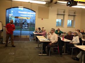 Photo: Rain Garden Rebate Program Education Workshop April 2014