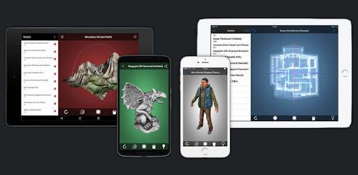 Emb3D 3D Model Viewer - Apps on Google Play