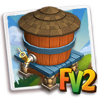 Farmville 2 cheat for level 3 water tower