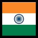 India Travel culture adventure icon