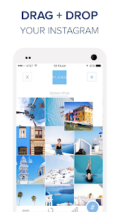 Plann: Preview, Analytics + Schedule for Instagram - náhled