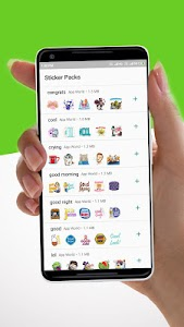 Sticker Pack for Chatting - WAStickerApps 1.0.2