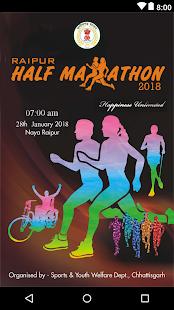 Raipur Half Marathon 2018 - náhled