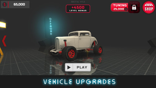 [PROJECT:OFFROAD] Apk 1