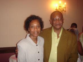 Photo: Aunt Gloria & Uncle Adolph