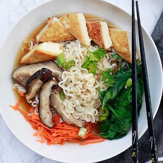 Homemade Vegan Ramen Recipe