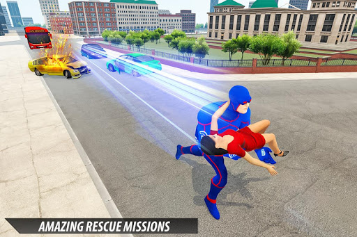 Grand Light Speed Robot Hero City Rescue Mission 1.1 screenshots 8