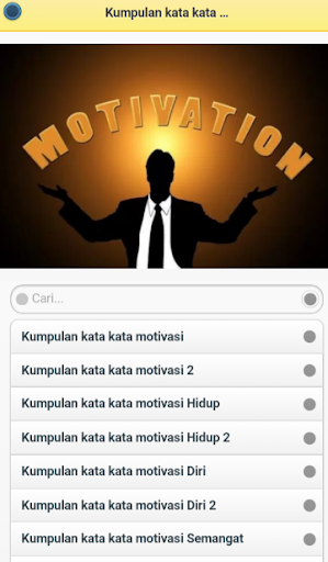 Kumpulan Kata Kata Motivasi App Report On Mobile Action