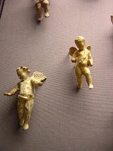 Photo: Gilded angels Beotia 300-200 BC
