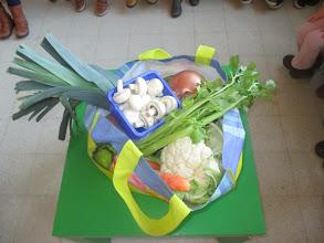 Photo: een tas GEZOND
