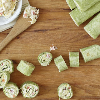 Tortilla Roll-Ups.