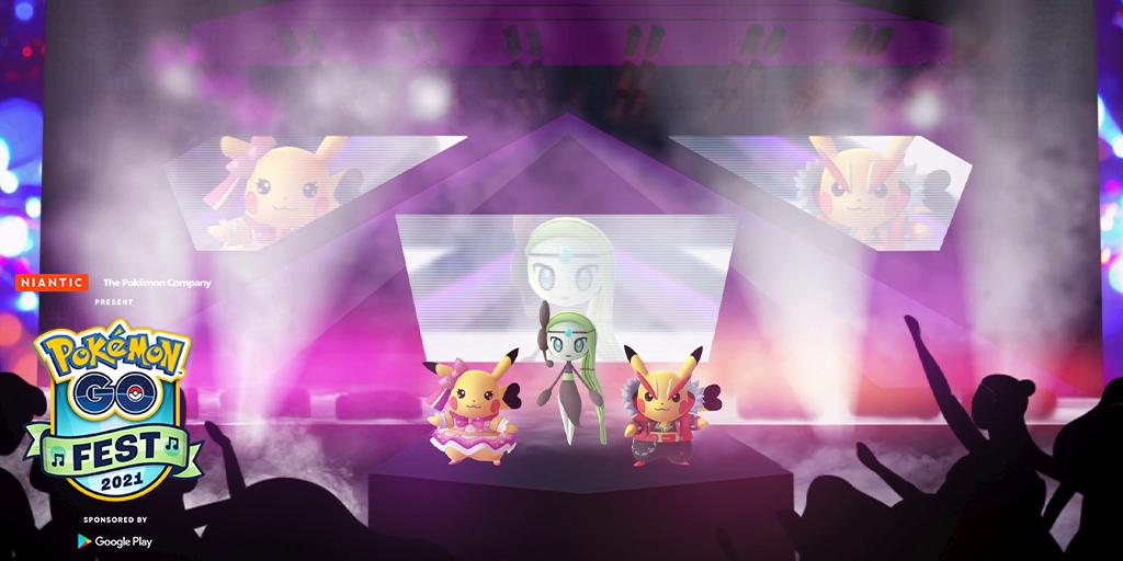 Thank you for an amazing Pokémon GO Fest 2021!