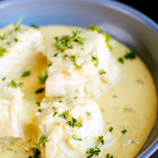 Creamy Dijon Chicken.