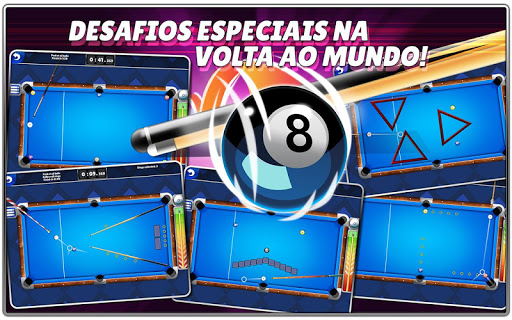 Pool Rivals - Sinuca Bola 8