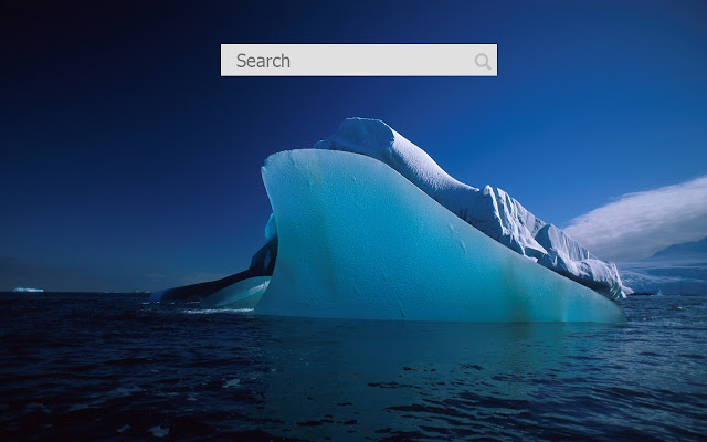 icebergs HD themes